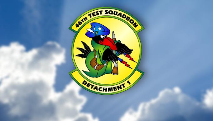 46th Test Squadron logo
